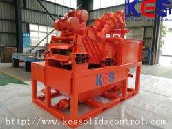 Sistema de separación de la papilla Kans Papilla del sistema de separación de sólidos del sistema de reciclaje de lodos de perforación del sistema de control del sistema de deshidratación del sistema de gestión de residuos, Lodos