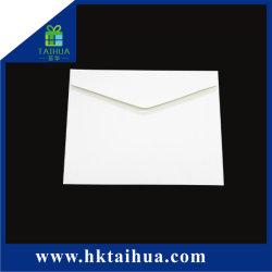 Busta personalizzata del Libro Bianco della pianura di stampa con il prezzo favorevole
