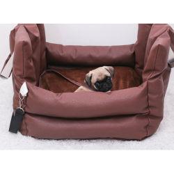 Saco de Pet portátil Pet Cama cadeira de segurança para o carro, saco de cão, Traseiro e Dianteiro de finalidade dupla Cat saco impermeável Carro Bancos Pet