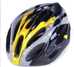 Accesorios de bicicletas de montaña de color Mezcla de casco integral Casco adulto moldeadas