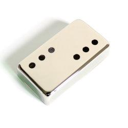 Venda por grosso de níquel 3+3 Tampa do captador de guitarra de prata em cor de níquel