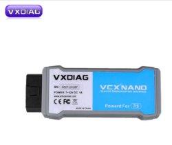 Vxdiag Vcx Nano voor Toyota Tis Techstream V14 Compatibel met de Steun van de Versie WiFi van SAE J2534 aan Jaar 2019