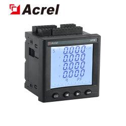 Acrel 300286. Sz Apm800 Hingh 정확도 0.5s 삼상 다중 기능 RS485 Modbus LCD 디스플레이를 가진 풀그릴 전기 통신망 힘 해석기 미터