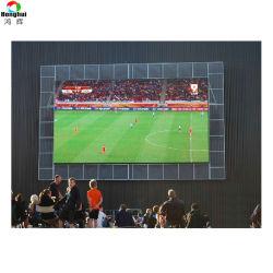 Panneaux étanches P6 P8 P10 Affichage LED écran de plein air pour le sport stadium
