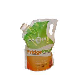 Confezione di bevande in plastica Custodia con beccuccio Sacchetto di confezionamento per sapone liquido