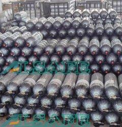 中国の製造者4500psiカーボンファイバーのハンチングのための合成のPcpの空気シリンダー