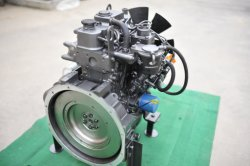 Motor de tres cilindros diesel Yanmar 3TNV88-ESB para grupo electrógeno diesel, o la bomba