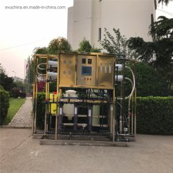 Industrieller umgekehrte Osmose RO-Meerwasser-Entsalzungsanlage-Preis für 1000 Liter