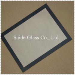 0.5Mm0.7mm1mm2mm3mm couvercle du panneau tactile de verre pour les produits électroniques et électroménagers