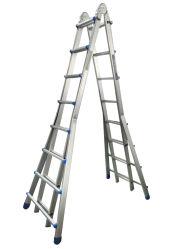17 фт. алюминиевый удлинитель лестницы с консистентной смазкой 300 фунт. Грузоподъемность местах типа Iа рейтинг