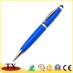 Bussiness Don lecteur Flash USB de l'écran USB en métal stylo tactile