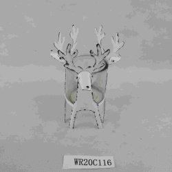 Пользовательское по современному статей чашечки интерьер подарки металлические держатели в форме свечи