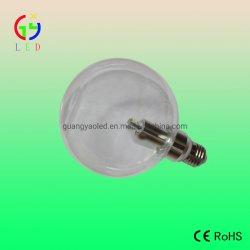 Superbright LED G125 6X 0.5Wの高い発電の球根、LED G125のスポットライト、LED E27 G125ランプ