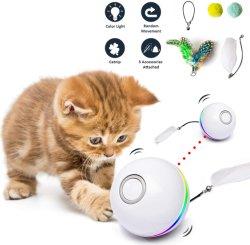 2021 Elektrische USB Cat Pet Toy Ball