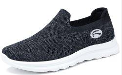 Neuer Art-Turnschuh bereift Form-Mann-Turnschuh-laufende Schuh-im Freiensport-Schuh-Komfort-rüttelnde Schuhe Flyknit helle Schuh-Fußbekleidung