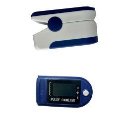 Oxímetro portátil venda quente Fingertip Pulse cor azul-preto