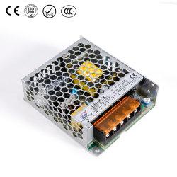 새로운 소형 LRS-35 단일 출력 35W 5V 12V 15V 24V 36V 48V DC LED 스위칭 전원 공급 장치(CE 인증 포함