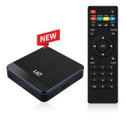 2020 Nueva llegada S905X3 USB HDMI Android TV Box Ott TV Box
