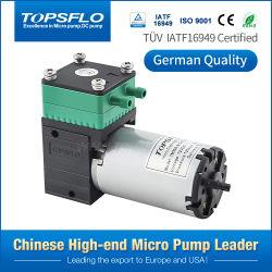 Pulsometro di pressione del diaframma di micro della Cina di rendimento elevato del pulsometro micro di aria CC della pompa/spazzola/mini pompa di aria del compressore