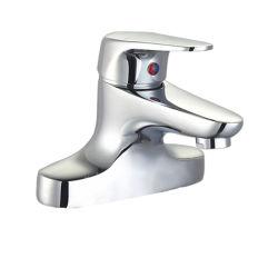 Loch-Bassin-Wannen-Hahn-Mischer-Hahn des Badezimmer-einzelner Griff-zwei