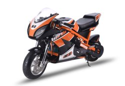 Moto adultos 1000W Pocket Bike