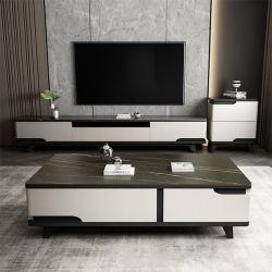Design di stoccaggio moderno personalizzato grandi mobili Tavolino di lusso