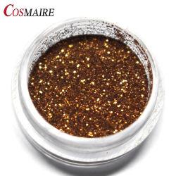 Commerce de gros Non-Toxic Cosmétique écologique Glitter glitter ongle poudre face décoration