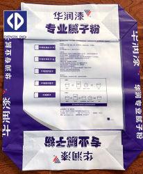 أكياس عالية الجودة لصمامات PP 20 كجم أسمنت 25 كجم سعر حقيبة سعة 50 كجم