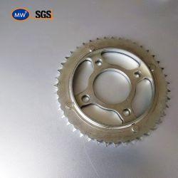 دورة الدراجات البخارية 100cc 42-14t الرائعة من طراز عام 2000 43-14t فائقة الفخامة 42-14t عجلة العجلة المسننة لسوق الهند