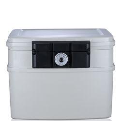 A4 중요한 문서를 보호하기 위하여 사용되는 최고 가격 중국 제조자 내화성 물 증거 안전한 상자