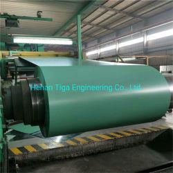 Gedruckte hölzerne vorgestrichene PPGI Farbe beschichtete galvanisierten Stahlring /Plate