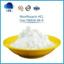 獣医薬 CAS 186826-86-8 塩酸 HCl Moxiflosacin