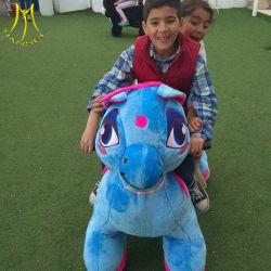 تشغيل هانسيل كوين ركوب وثير على الألعاب السعيدة لعبة يونيكورن On Horse (على الحصان