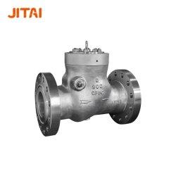 Petrochemical용 API594 8인치 CF8c 체크 밸브 Nace