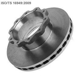 Remschijf met hoog rendement, rotor 81508030041, 81.50803.0041 voor man