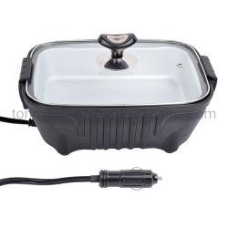 Caixa de almoço Fogão 12 V Portable Carro comida quente aquecida mais quente do forno elétrico Camping