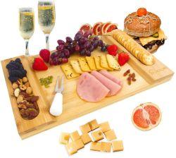 結婚誕生日のためのタケチーズの切断板クリスマスの記念日の housewarming キッチンでのギフトのプレゼント