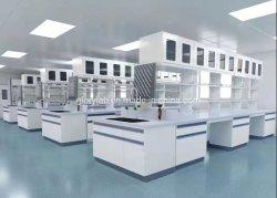 2019年のSGSは汚れ抵抗のハイエンド実験室の家具の実験室表の実験室ベンチを証明した