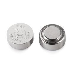 Venta caliente de 1,5 de Pila de botón AG13 LR44 L1154 pilas alcalinas de botón