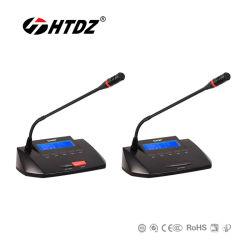 La série HT-8220 multifonction numérique Audio & Vidéo & Vote Système de conférence Microphone de bureau