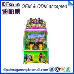 Два игрока с помощью программного обеспечения 11 в 1 горячих войн Zomby продаж шарик съемки игры машин