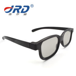 Vetri polarizzati di Reald 3D di vetro 3D