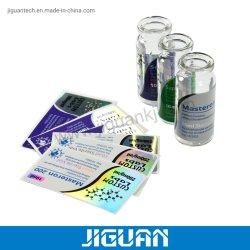 Fabricação de adesivos de impressão personalizado impressão em rolo medicamentosos pílula vaso Holograma Médico esteróide farmacêutica 2ml 10ml 15ml 20ml 30ml Vial etiquetas autocolantes