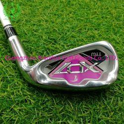 Ferro d'offerta di golf 7# di pratica del fornitore dei club di golf per la donna
