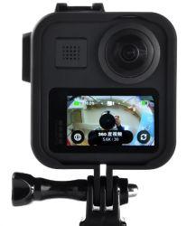 All in 1 GoPro Kamera Zubehör Set Pack Kit für GoPro Max 9/8/7/6/5/4/3/Session und Xiaoyi, Xiaomi Mijia H9, Akaso, Eken H9, DJI Osmo Pocket Action Cam