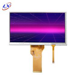 شاشة TN LCD مقاس 7 بوصات بدقة 800*480 تعمل باللمس بجودة عالية وسعر تنافسي