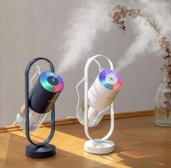 Umidificatore dell'anione dello spettro del USB con la lampada di proiezione