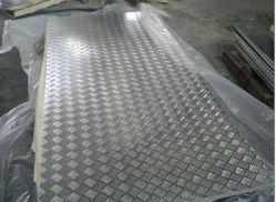 A1050 1060 1100 3003 3105 5052 알루미늄 검사기 플레이트/알루미늄 트레드 플레이트 5 바