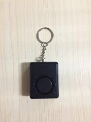 열쇠 고리, 반대로 불한당 경보 안전 및 자기방위 경보를 가진 인신 공격 경보