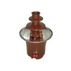 Mini3 Reihen wenig Schokoladen-Brunnen für Hauptgebrauch